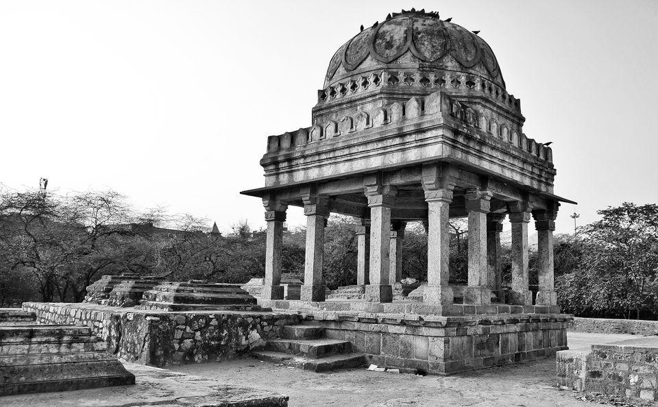 Photo of Delhi for history buffs !! 45/46 by Aditya Sen