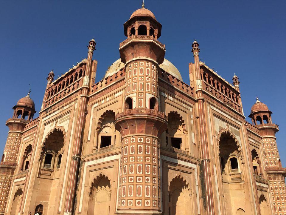 Photo of Delhi for history buffs !! 46/46 by Aditya Sen