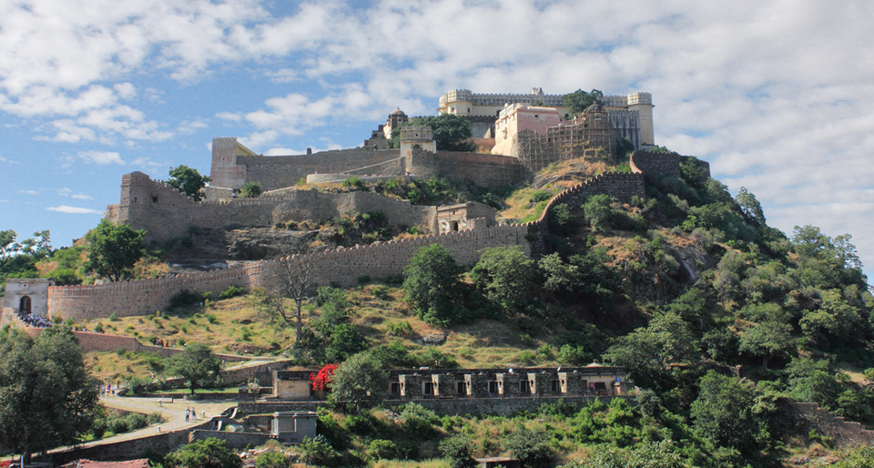 Photos of The Great Wall of India   Kumbhalgarh, Rajasthan 1/5 by Avnish Dhoundiyal