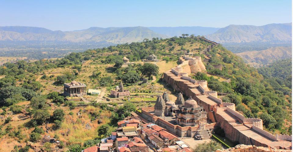 Photo of The Great Wall of India | Kumbhalgarh, Rajasthan 3/5 by Avnish Dhoundiyal