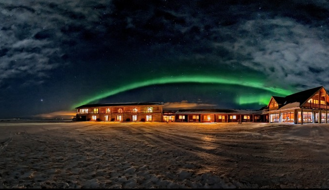 Photos of Northern Lights 1/8 by Keith Russell
