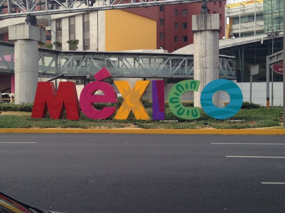 Viva Mexico: 48 Hours In Mexico City