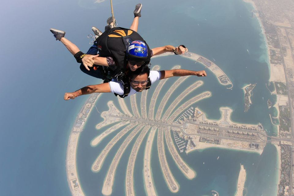 Dazzling Dubai - Tripoto