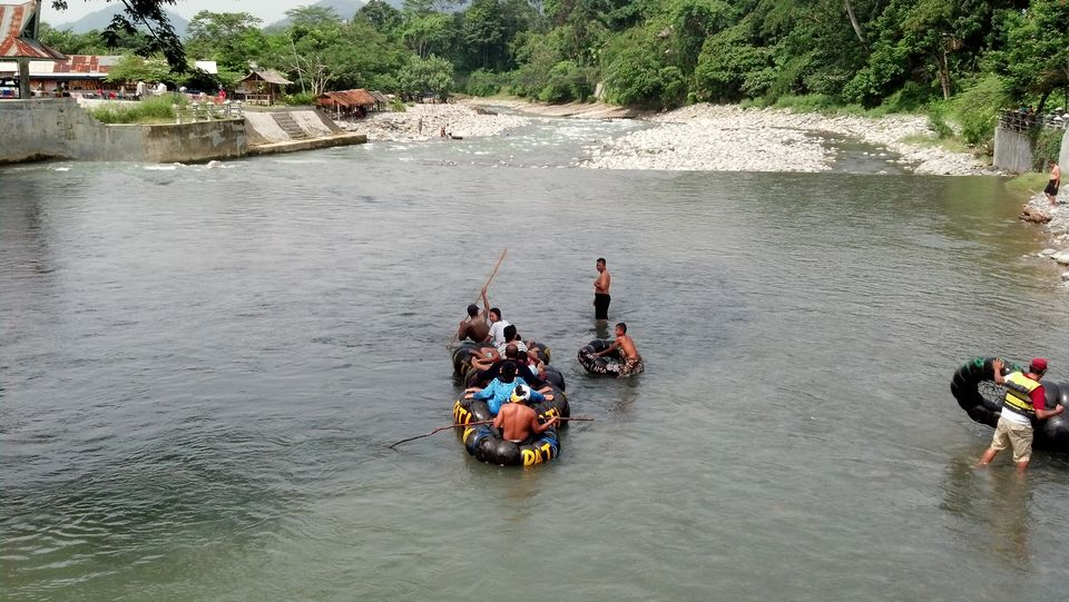 Photos of Don't miss the tubing here in Bukit Lawang. 1/6 by Michelle & Jamie