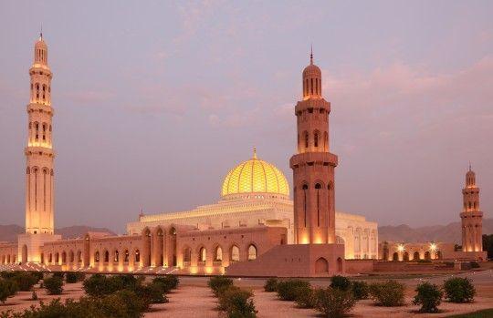 Top FIVE must-do's in Muscat