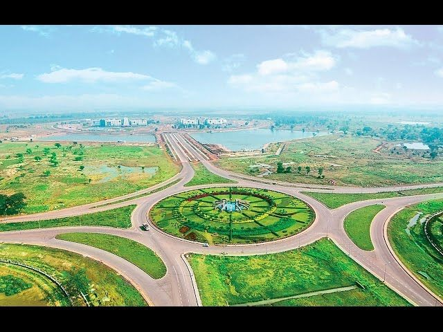 Photos of Naya(New) Raipur - A Smart City in Making 1/1 by Abhimanyu - @yatripandit