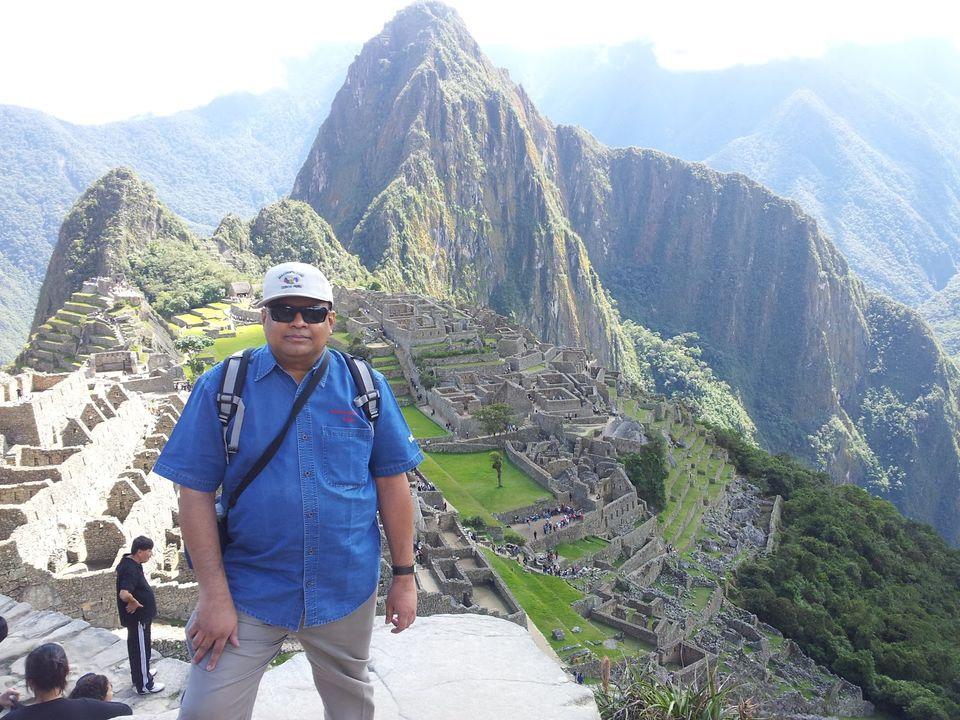 On the Inca trail - Machu Pichhu and Cusco City