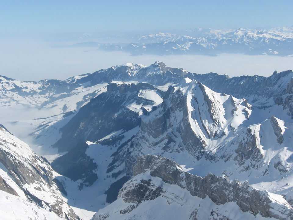 Photos of Top of Alpstein (Säntis) 1/46 by Amit