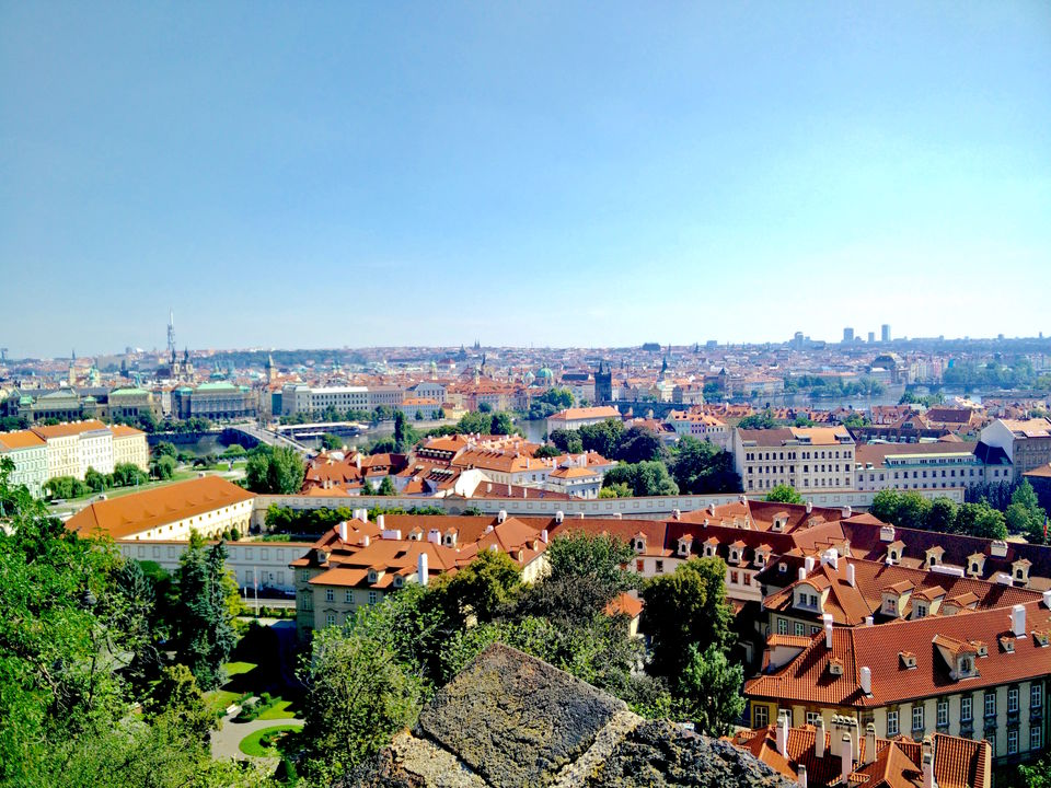 Prague During the Day- My First Euro Trip Part II