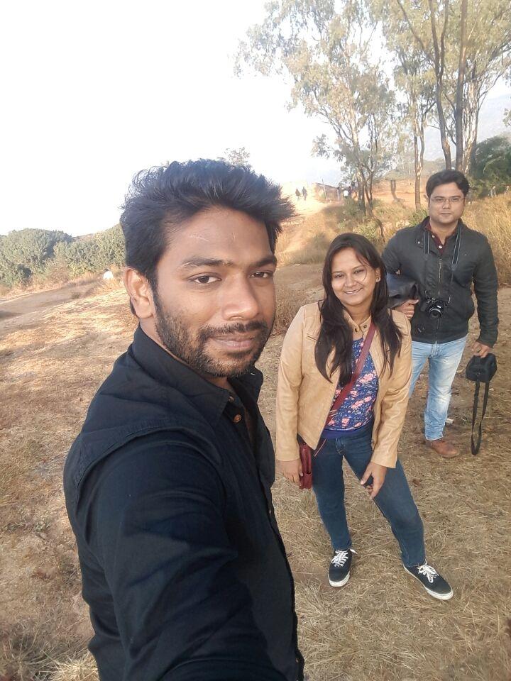 Morning ride to Nandi Hills