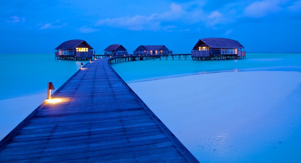 Top 5 Islands In The Maldives For Honeymoon