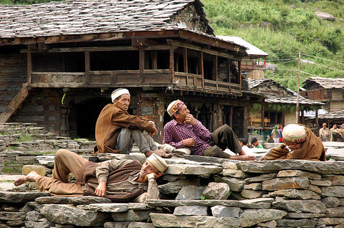 Photos of The Rules Are Not Meant To Be Broken In Malana Village! 1/1 by Preeti Vishwakarma