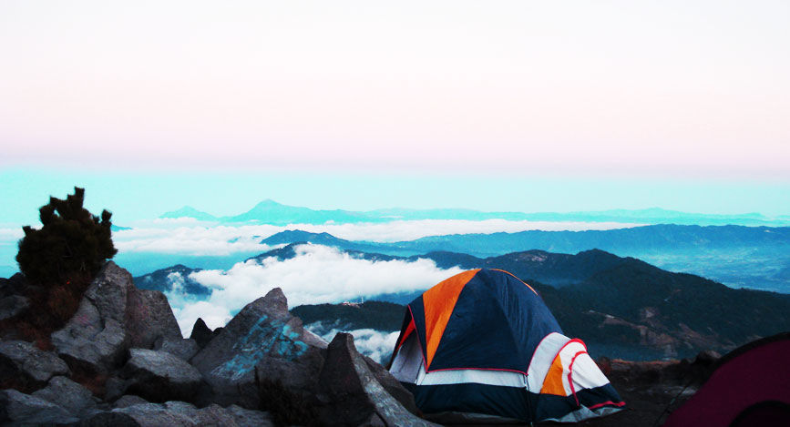 Photos of Volcán Tajumulco 1/10 by Matthew Crompton