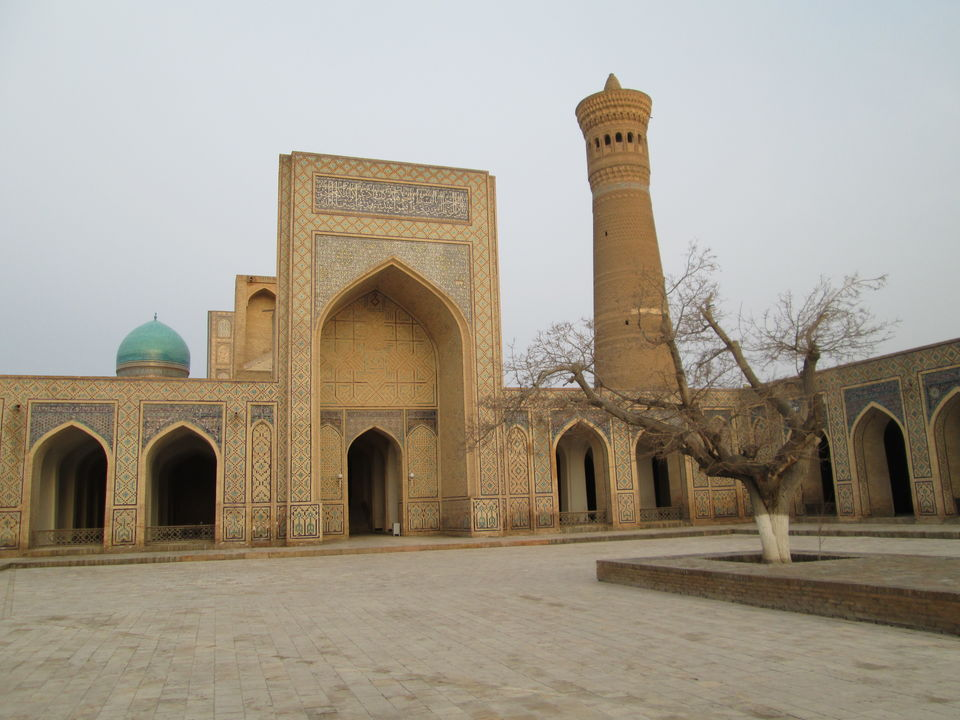 Off-beat destination 101: Uzbekistan