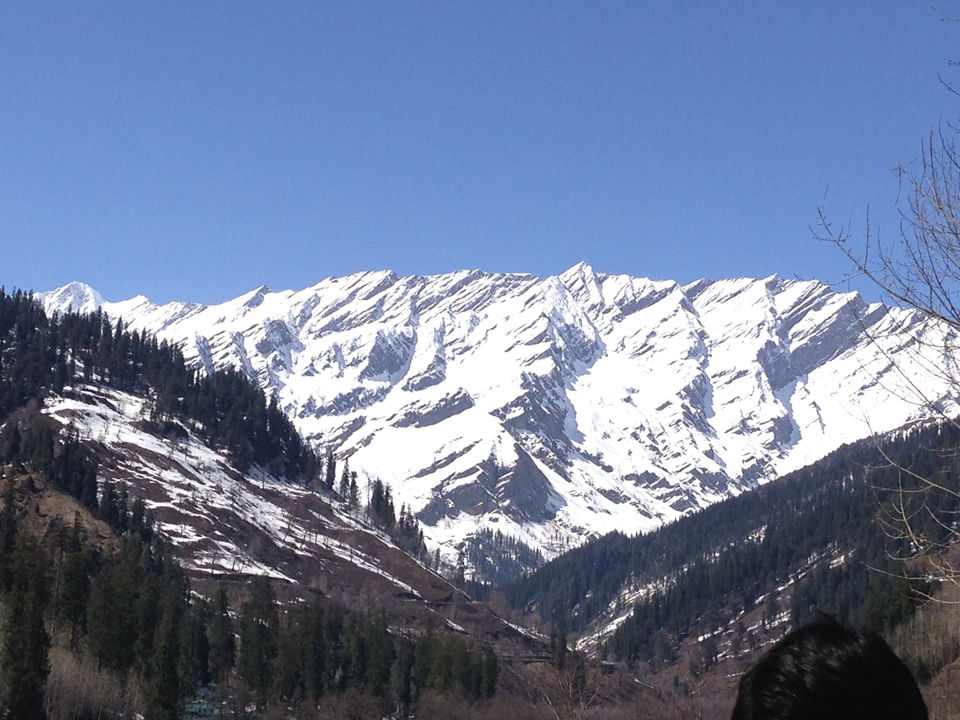 Photos of The perfect escape – Manali Mountains 1/1 by Meghna
