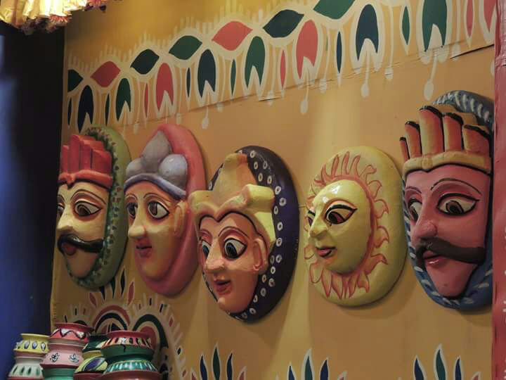 Photos of Pictures which will compel you to visit Kolkata's festival 1/1 by Apoorv Nag