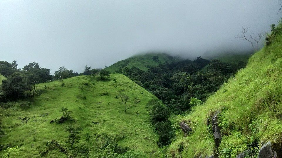 Photos of Kudremukh, my first day of college. 1/1 by Sagnik Basu