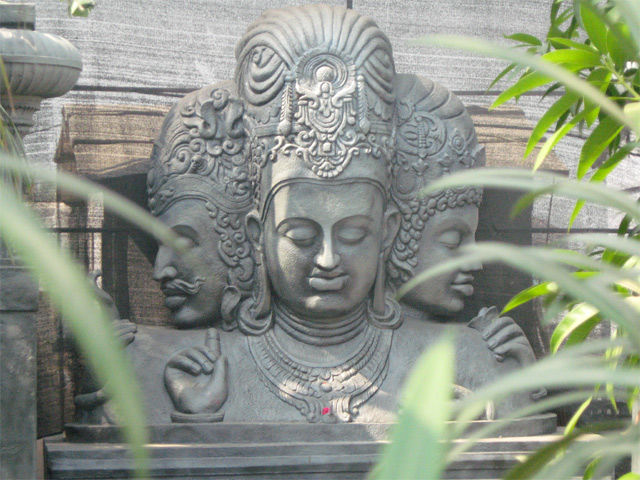 Photos of Trimurti - Brahma, Vishnu and Shiva 1/4 by Rohit R Pandey