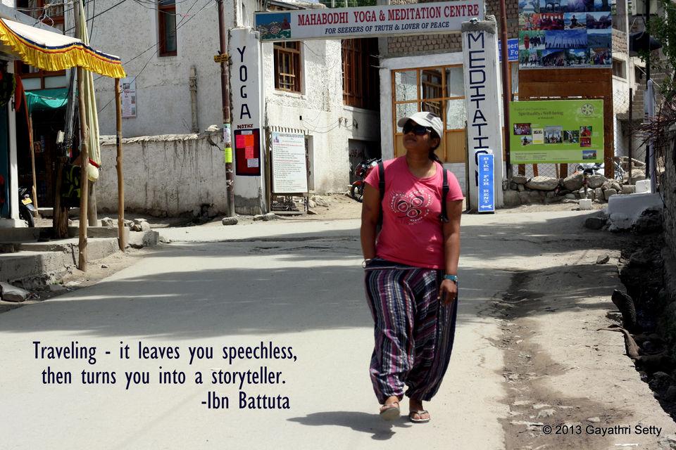 Best Leh Ladakh Quotes Quotes On Leh Ladakh Tripoto