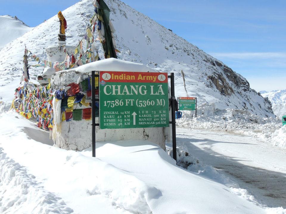passes of india