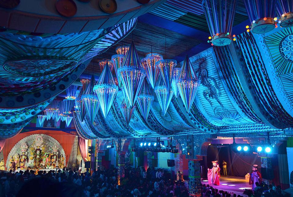 Kali puja pandal in bangalore dating 9