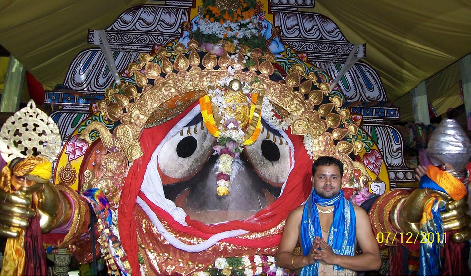 Car Festival of Puri Ratha Yatra of Puri Jagannath Ratha