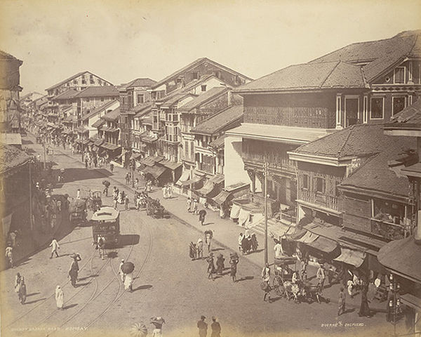 Photo of 16 Old Indian Photos of Most Famous Places Depict How The Country Has Changed In The Last 150 Years 3/16 by Prateek Dham
