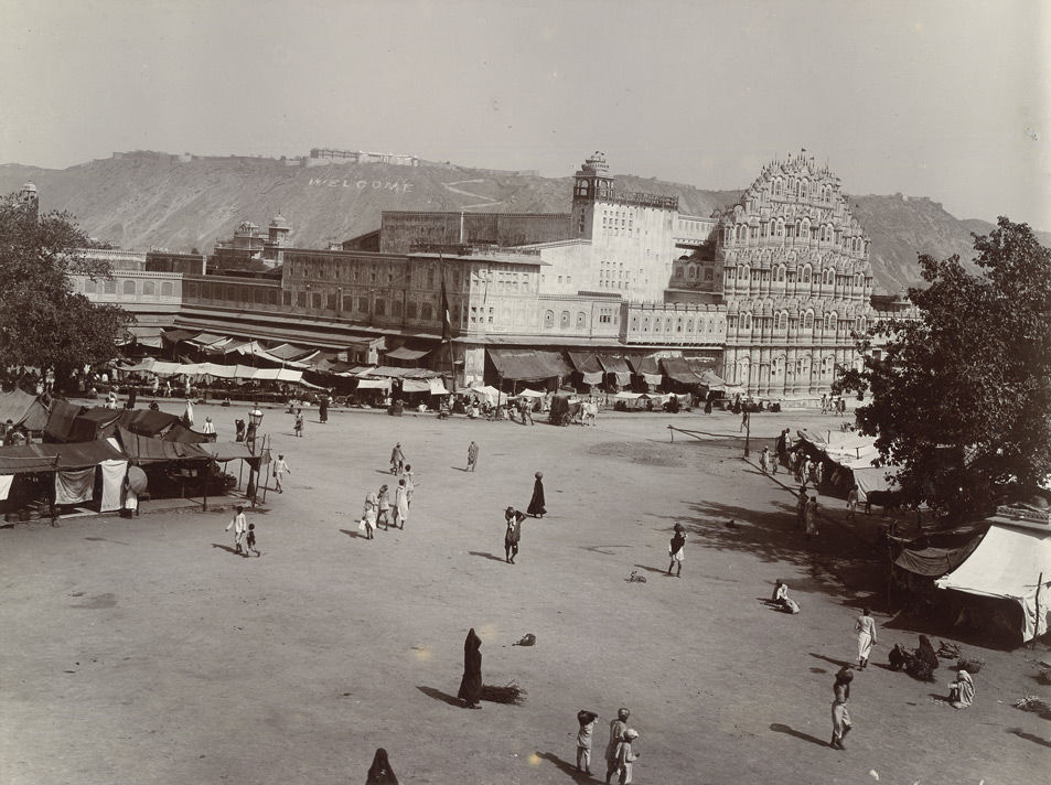 Photo of 16 Old Indian Photos of Most Famous Places Depict How The Country Has Changed In The Last 150 Years 5/16 by Prateek Dham