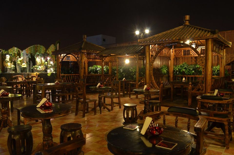8 best candle light dinner in bangalore candle light for Terrace restaurants in bangalore