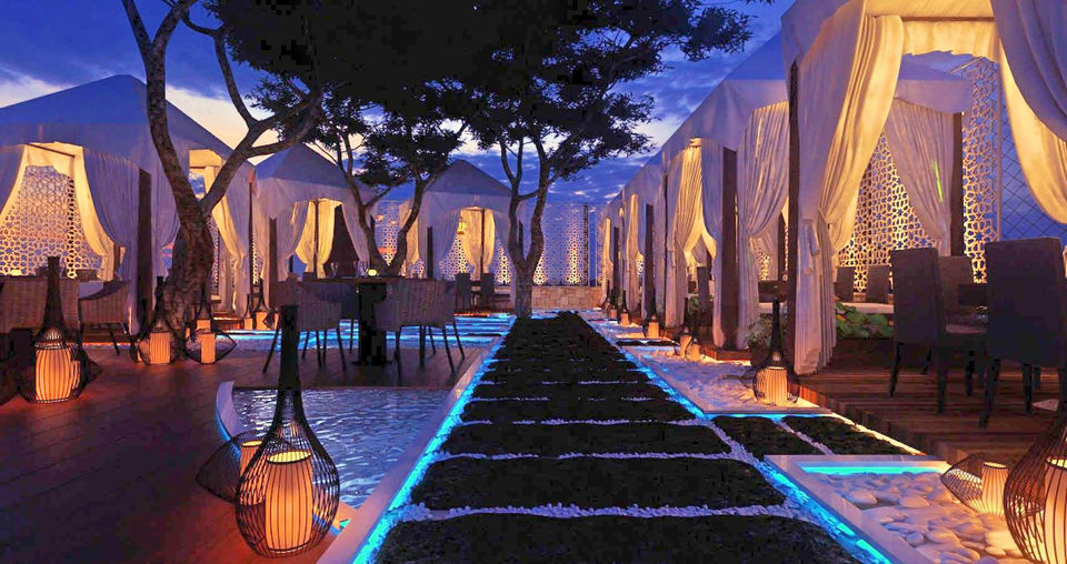 best 10 romantic restaurants in dubai