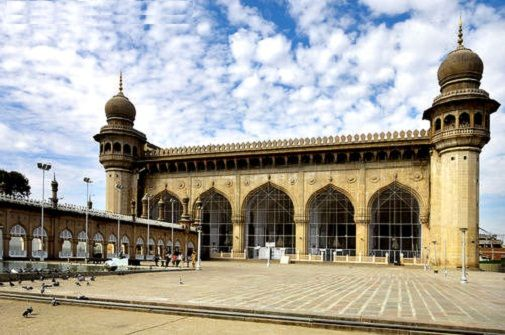 Image result for famous mosque in india