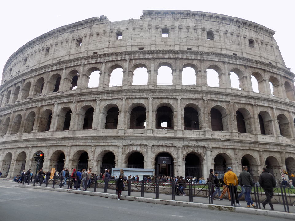 Rome - Eternal City truly Eternal