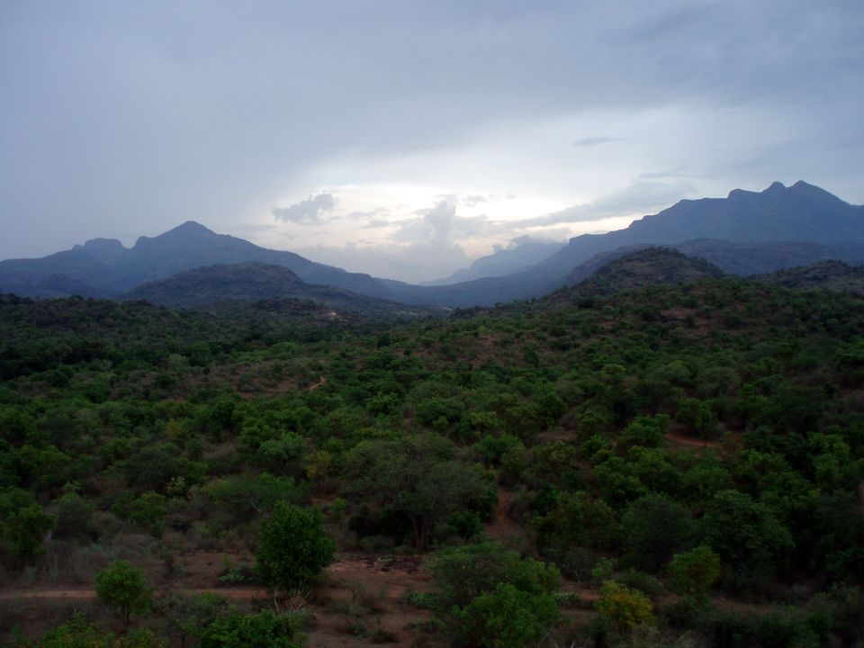 Hill Stations in Tamil Nadu
