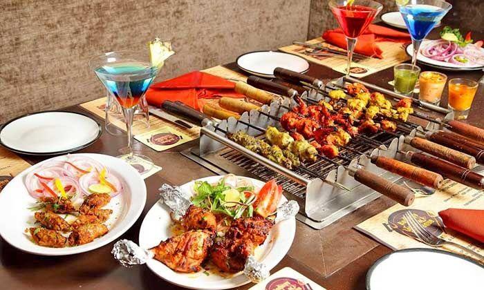 restaurants buffet deals in mumbai
