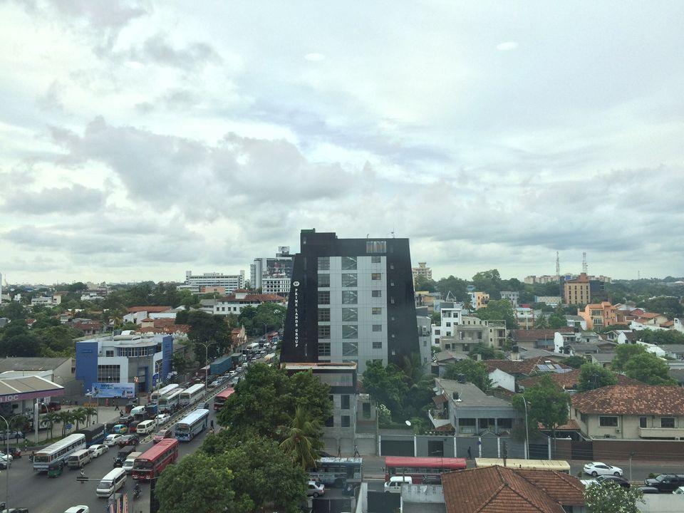 Discovering the Pearl Drop - Sri Lanka
