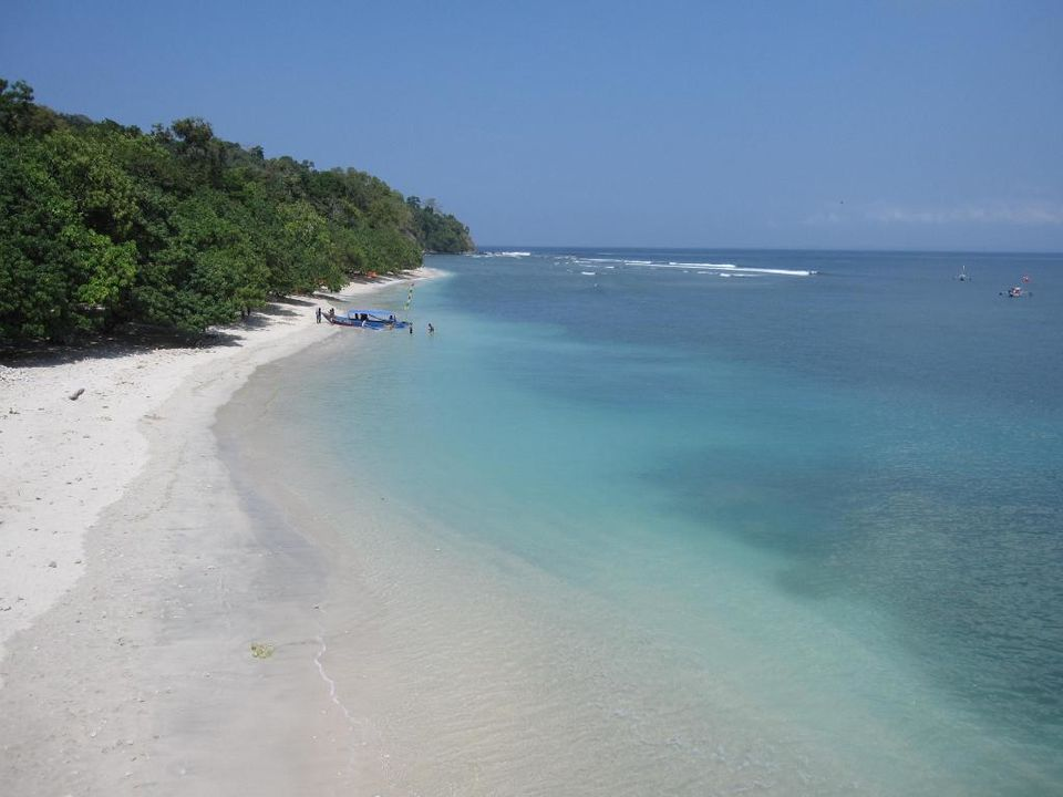 Foto Pantai Pangandaran, Jawa Barat, Indonesia oleh Arland