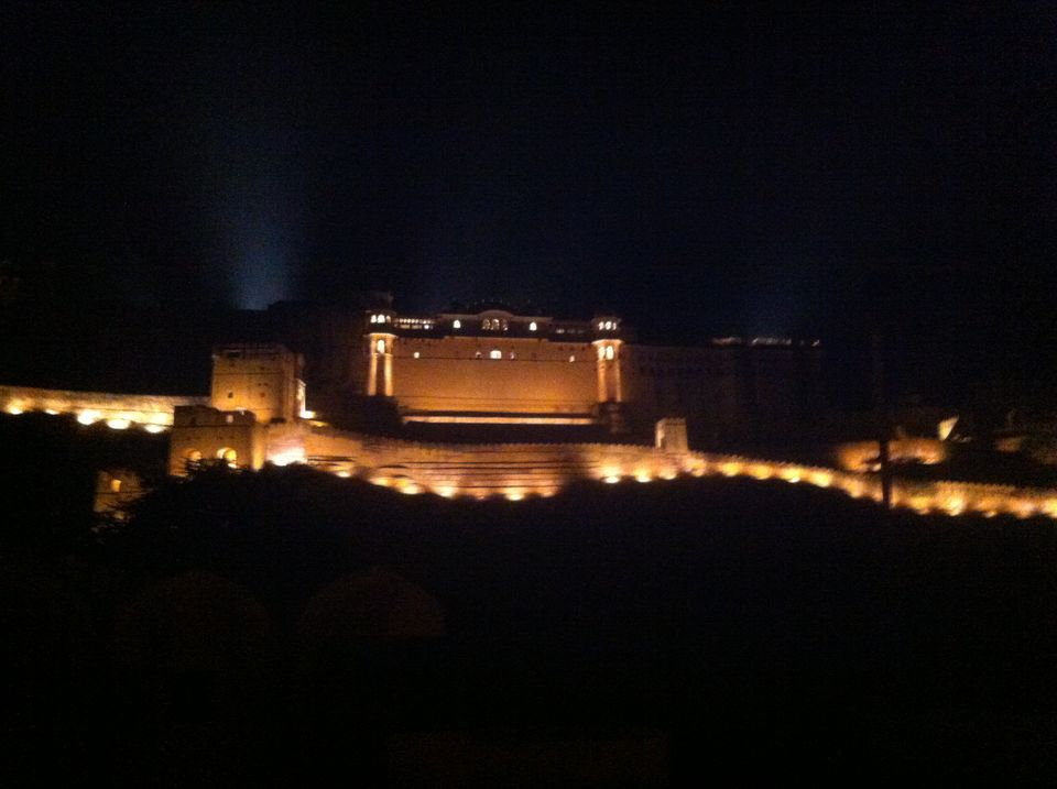 Photos of Sound & Light show in Amer 1/21 by Kritika Parwal