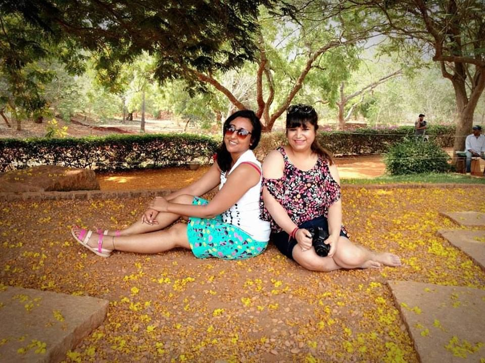 Photos of Girls just wanna have fun..this time in Pondicherry 1/1 by Geetanjali