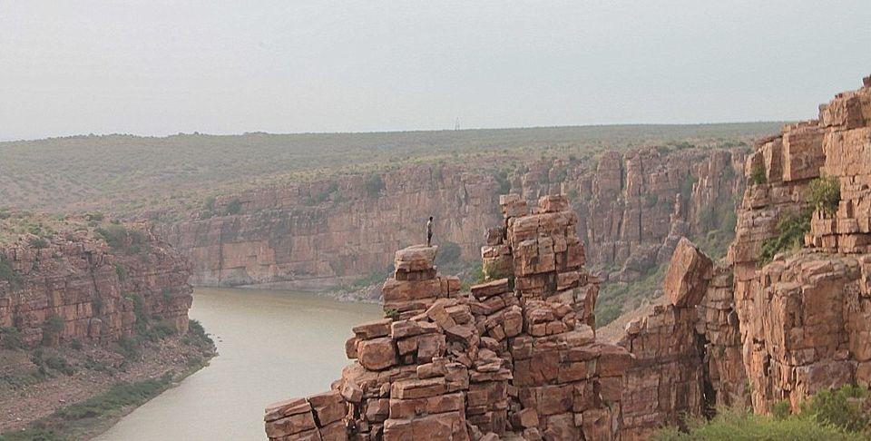 Gandikota & Belum Caves: Andhra Pradesh
