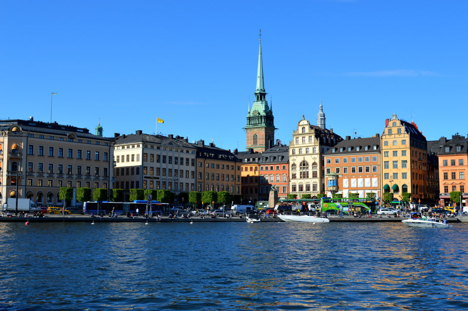 My Stockholm Diary (Sweden Memoirs)