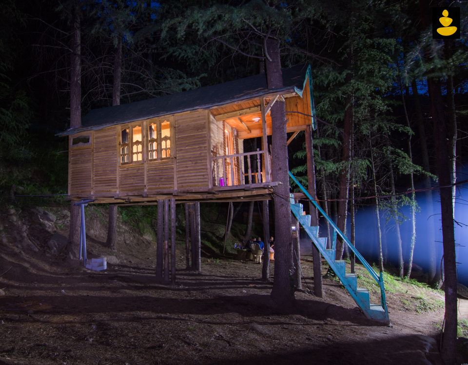 treehouse overnight stay