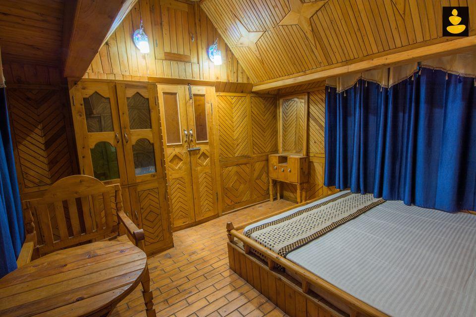 beautiful resort room
