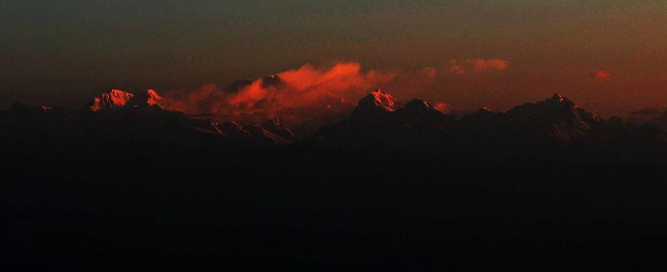 Photos of Kanchanjungha from Dabaipani 1/1 by Saubhik Ghosh