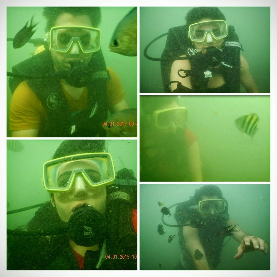how to plan a scuba diving trip