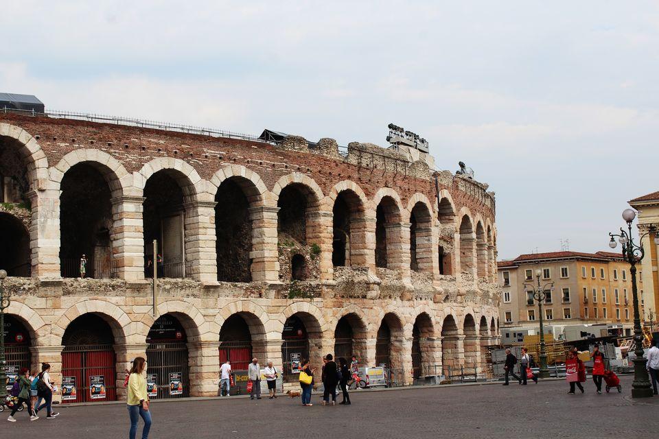 Photos of Italian Dairies – Part 1 - Verona 1/1 by Anil Kumar