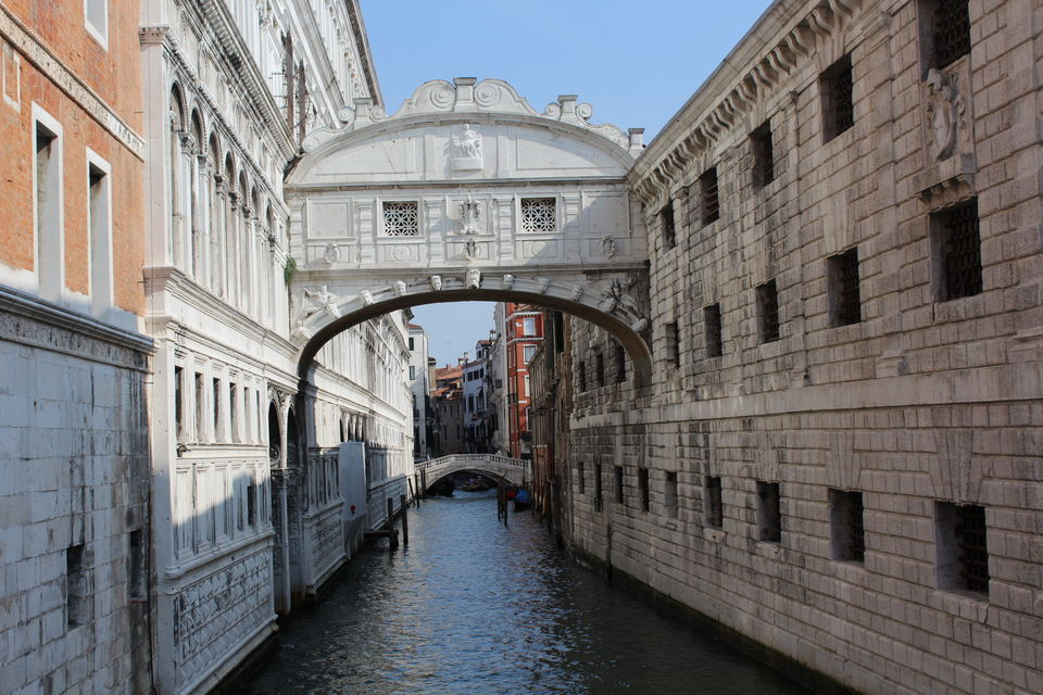 """Photos of Italian Diary Part - 2 """"Venice – The land of Bridges and Gondolas"""" 1/1 by Anil Kumar"""