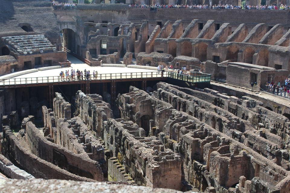 "Photos of Italian Diaries Part 3 – Rome ""The Eternal City"" 1/1 by Anil Kumar"