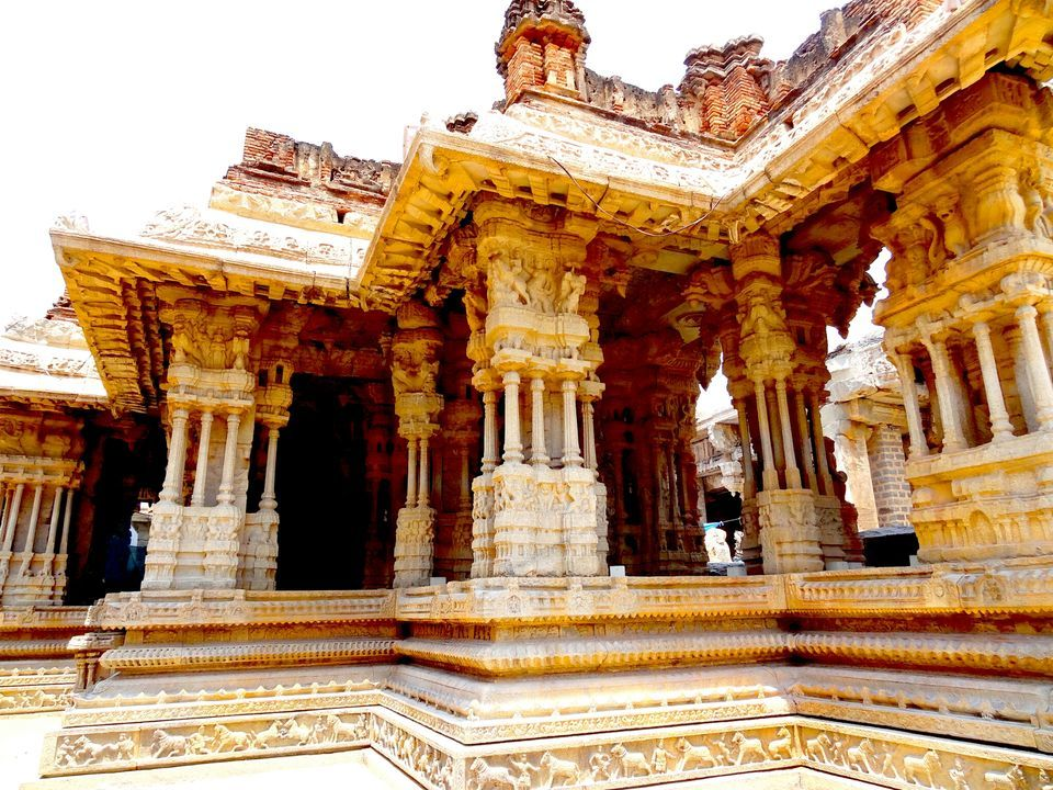 Photos of An Architectural Marvel called Hampi 1/1 by Anil Kumar