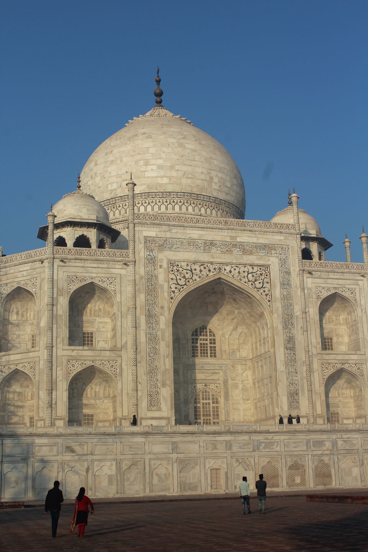 Photos of Taj Mahal and Agra Fort: Monuments those define Grandeur 1/1 by Anil Kumar