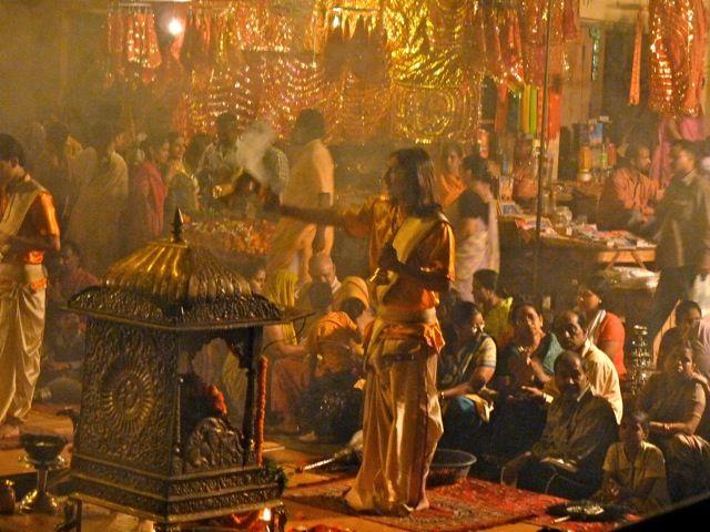 Photos of The Ganga Aarti Ceremony 1/6 by Nikita Goswami
